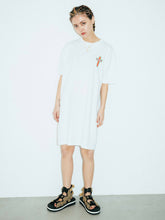 Load image into Gallery viewer, CROSS S/S TEE DRESS, DRESSES, X-Girl