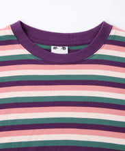 Load image into Gallery viewer, STRIPED S/S TEE DRESS EC, DRESS, X-Girl