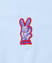 Load image into Gallery viewer, BUNNY EMBROIDERY L/S BABY TEE, T-SHIRT, X-Girl