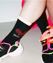Load image into Gallery viewer, CHERRY SOCKS, ACCESSORIES, X-Girl