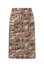 Load image into Gallery viewer, DESERT CAMO SKIRT, SKIRTS, X-Girl