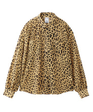 Load image into Gallery viewer, SHEER LEOPARD SHIRT, SHIRT, X-Girl