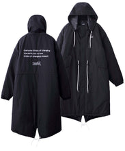 Load image into Gallery viewer, HOODED PUFFER COAT, OUTERWEAR, X-Girl