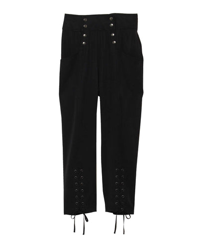 LACE-UP PANTS, PANTS, X-Girl