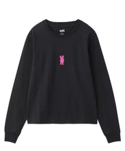 Load image into Gallery viewer, BUNNY EMBROIDERY L/S BABY TEE, T-SHIRTS, X-Girl