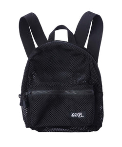 MINI MESH DAYPACK, ACCESSORIES, X-Girl