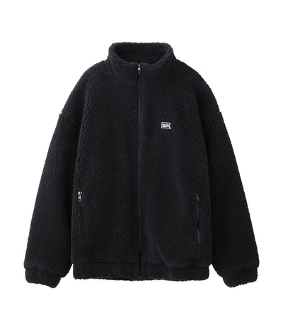 ZIP UP BOA JUMPER, JACKETS, X-Girl