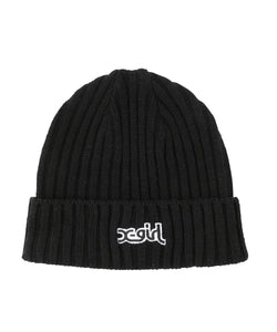 RIB KNIT CAP, HEADWEAR, X-girl