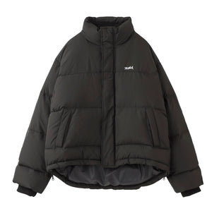 LAYERED LOOK DOWN JACKET - X-girl