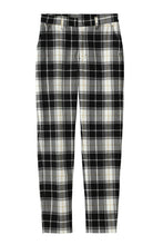 Load image into Gallery viewer, PLAID SLIM PANTS, PANTS, X-Girl