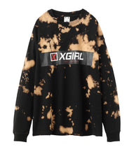 Load image into Gallery viewer, TIE DYE L/S TEE - X-girl