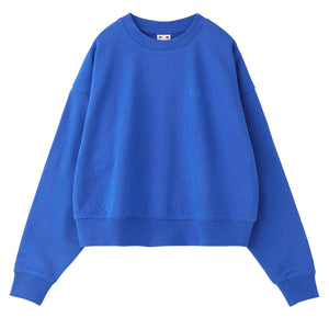 X-baby CROPPED CREW SWEAT TOP, HOODIES & SWEATERS, X-Girl