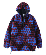 Load image into Gallery viewer, HEART BOA HOODED TUNIC, HOODIES & SWEATERS, X-Girl