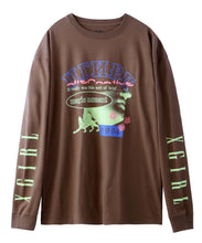 Load image into Gallery viewer, EXOTIC MOOD L/S BIG TEE, T-SHIRT, X-Girl