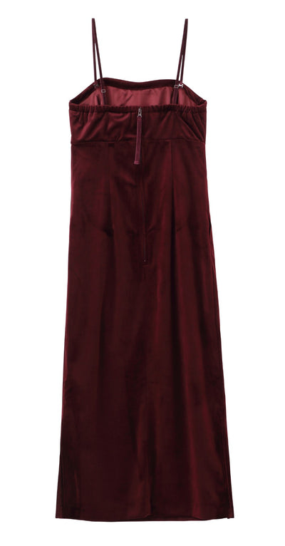 CAMISOLE MAXI DRESS, DRESSES, X-Girl