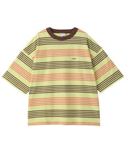 Load image into Gallery viewer, STRIPED H/S TEE 2, T-SHIRTS, X-Girl