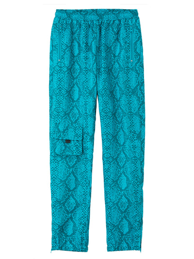 SNAKE PATTERN PANTS, PANTS, X-Girl