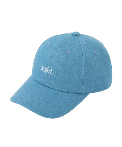 BASIC LOGO CAP, ACCESSORIES, X-Girl