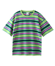 Load image into Gallery viewer, STRIPED RELAX S/S TEE, C&S, X-Girl