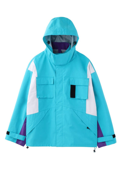 3 LAYER MOUNTAIN PARKA, JACKETS, X-Girl