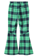 Load image into Gallery viewer, PLAID FLARE PANTS, PANTS, X-Girl