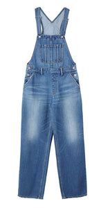 WIDE TAPERED OVERALL, OVERALLS, X-Girl