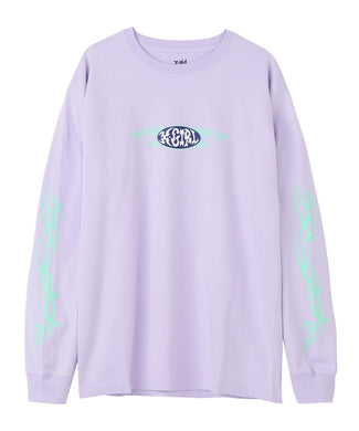 TRIBAL LOGO L/S TEE