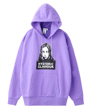 Load image into Gallery viewer, X-girl × HYSTERIC GLAMOUR FACE SWEAT HOODIE, HOODIES & SWEATERS, X-Girl
