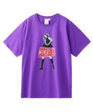 Load image into Gallery viewer, X-girl × HYSTERIC GLAMOUR FLARE LOGO S/S TEE, T-SHIRT, X-Girl