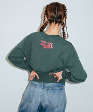 Load image into Gallery viewer, CHERRY BABY SWEAT TOP, HOODIES & SWEATERS, X-Girl