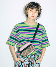 Load image into Gallery viewer, X-girl × LeSportsac CONV. XBODY BELT BAG