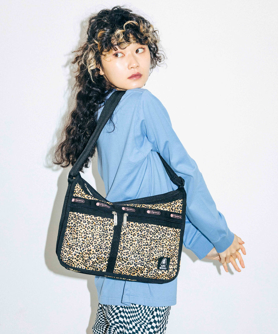 X-girl × LeSportsac SKATE DELUXE EVERYDAY BAG