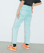 Load image into Gallery viewer, BLEACHED TAPERED PANTS, PANTS, X-Girl