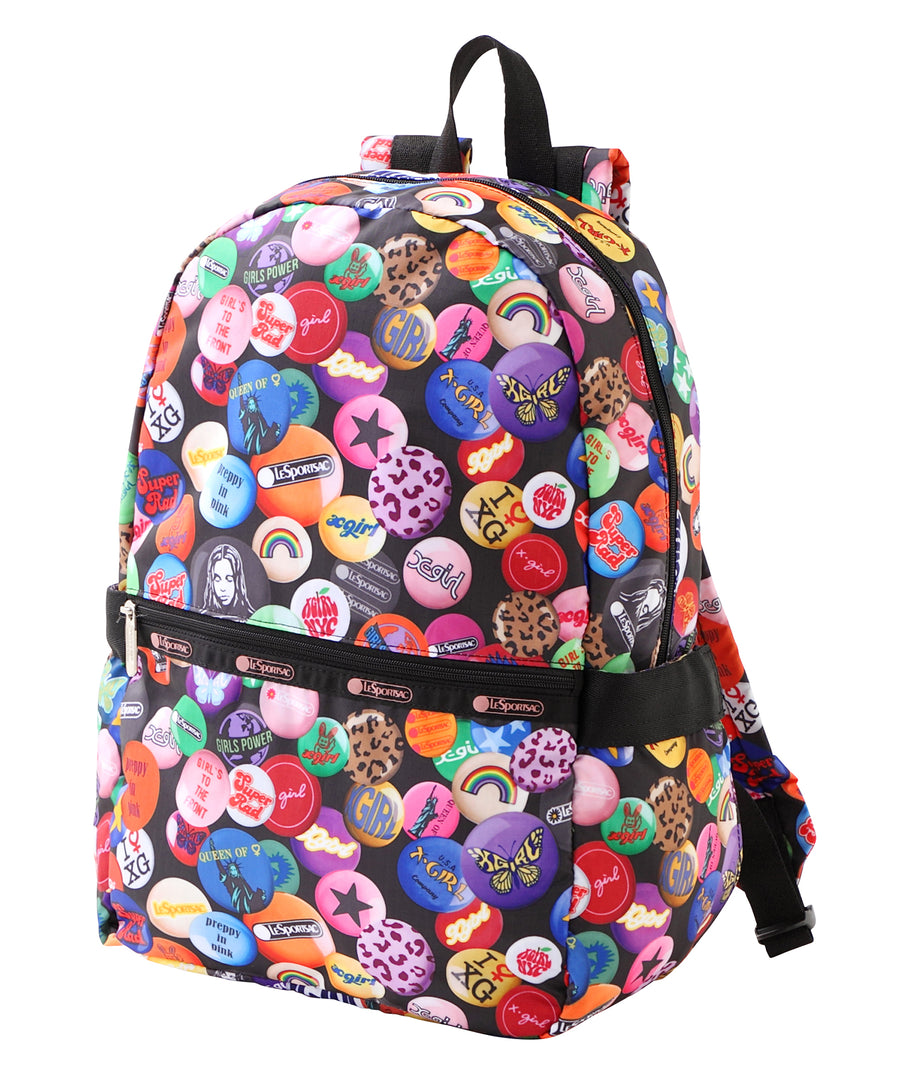 X-girl × LeSportsac CARRIER BACKPACK