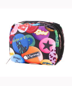 X-girl × LeSportsac SQUARE COSMETIC