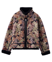 Load image into Gallery viewer, FAUX MOUTON JACKET, OUTERWEAR, X-Girl