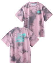 Load image into Gallery viewer, BURGER SHOP TIE-DYE S/S MENS TEE, T-SHIRTS, X-Girl
