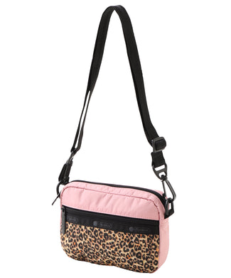 X-girl × LeSportsac CONV. XBODY BELT BAG