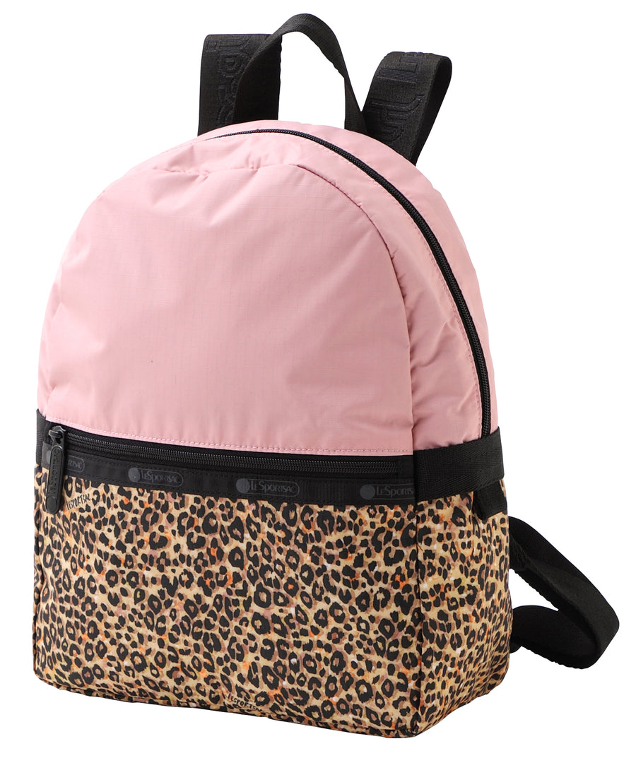 X-girl × LeSportsac SMALL CARRIER BACKPACK