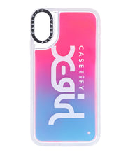 Load image into Gallery viewer, X-girl x CASETiFY NEON SAND MOBILE CASE for iPhone XR, ACCESSORIES, X-girl