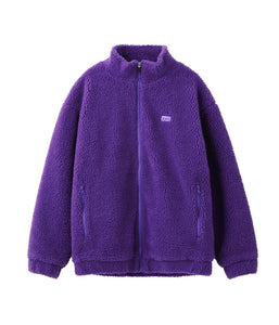 ZIP UP BOA JUMPER - X-girl