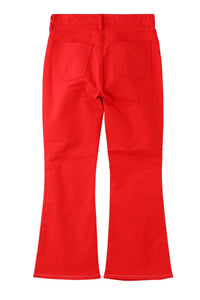#1 UP FLARE PANTS - X-girl