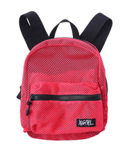 Load image into Gallery viewer, MINI MESH DAYPACK, ACCESSORIES, X-Girl