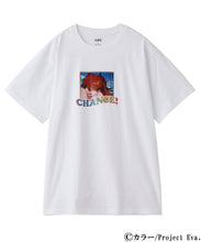 Load image into Gallery viewer, X-girl x EVANGELION CHANCE! S/S TEE, T-SHIRT, X-Girl