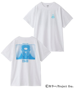 X-girl x EVANGELION FACE S/S TEE, T-SHIRTS, X-Girl