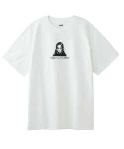 ANGEL FACE S/S TEE, T-SHIRT, X-Girl