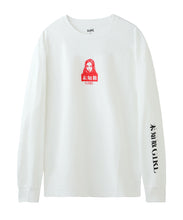 Load image into Gallery viewer, KANJI FACE L/S TEE