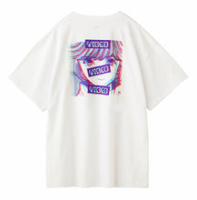 Load image into Gallery viewer, X-girl x VIDEO GIRL NOISE S/S MENS TEE, T-SHIRT, X-Girl