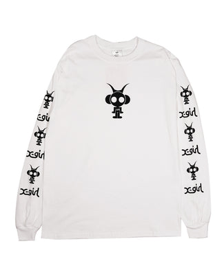 XG x LIQUID SKY-Long Sleeve Tee
