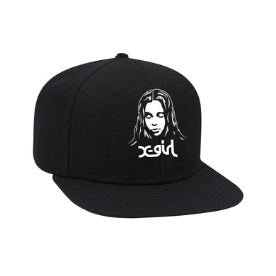 COOKIE SNAP BACK, HEADWEAR, X-Girl